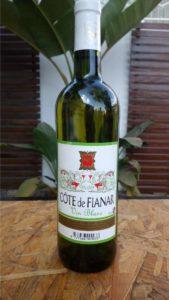Côte de Fianar - Blanc 75 Cl