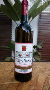 Côte de Fianar - Rosé 75Cl